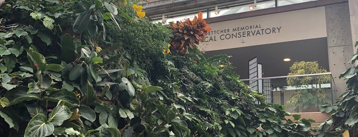 Boettcher Memorial Tropical Conservatory is one of Mile High: Denver To Dos.