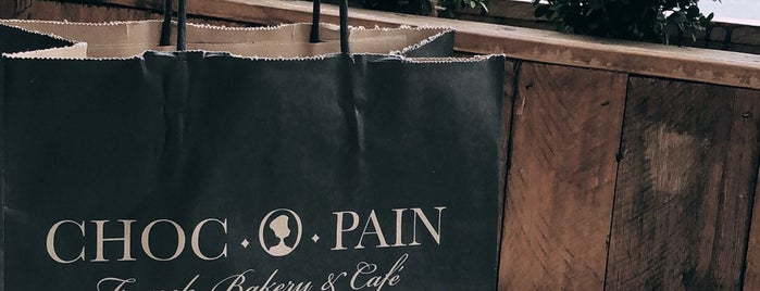 Choc O Pain is one of Hoboken - Hen.