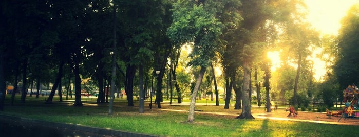 "Парк ""Живых и мёртвых"" / Парк им. Дурова is one of VRN."