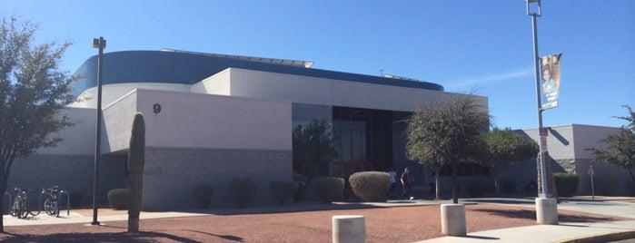El Pueblo Neighborhood Center is one of City of Tucson Parks.