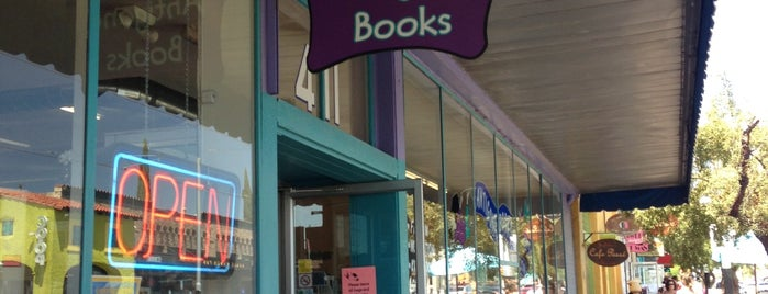 Antigone Books is one of SHOPPING.