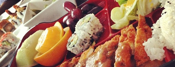 Fin's Sushi is one of BU Confab 2014 Lunch Options.