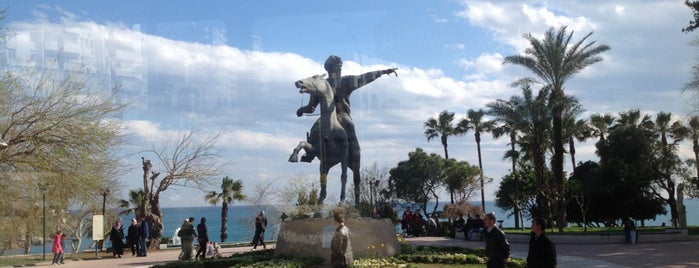 Yavuz Özcan Parkı is one of AYT.