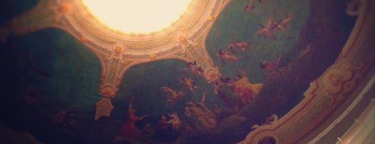 Михайловский театр is one of Санкт-Петербург от знаниегорода.рф.