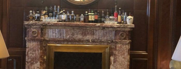 Lounge at Park Hyatt Vienna is one of Vienna.
