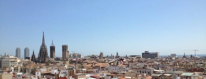 Citadines Ramblas Barcelona is one of Fuat'ın Beğendiği Mekanlar.