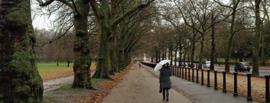 Diana Princess of Wales Memorial Walk is one of London Favorites.