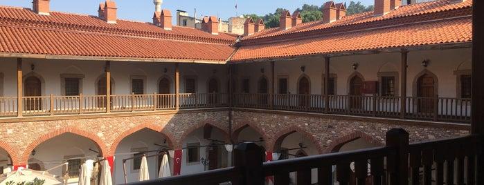 Otel Zincirli Han is one of Lugares favoritos de Funda.