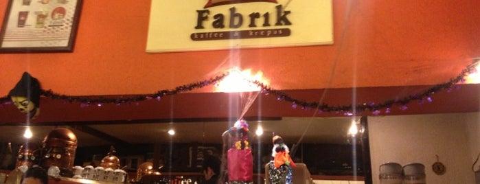 Fabrik Kaffee & Krepas is one of Lieux qui ont plu à Ricardo.