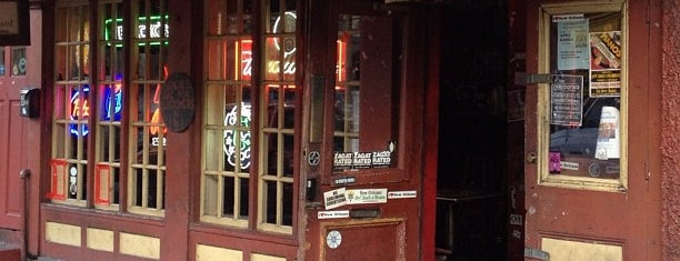 Apple Barrel Bar is one of OffBeat's favorite New Orleans music venues.