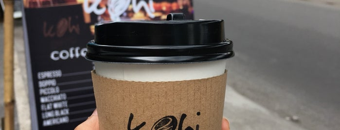 Kohi Vintage & Retro Coffee Shop is one of Seminyak+.