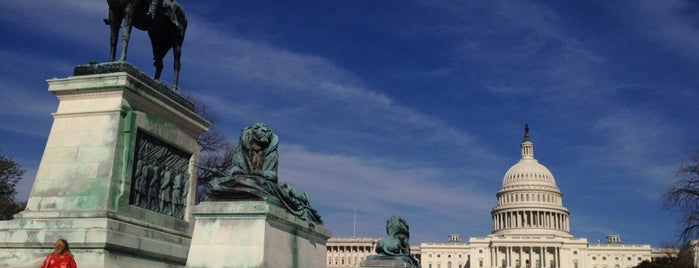 Ulysses S. Grant Memorial is one of Trips / Washington, DC.
