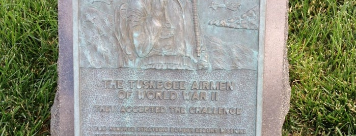 Tuskegee Airmen Memorial is one of D.C..