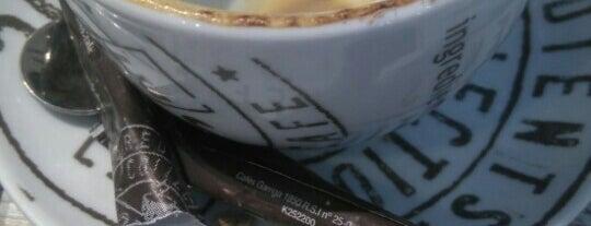 Ingredients:cafe is one of Sergi 님이 좋아한 장소.