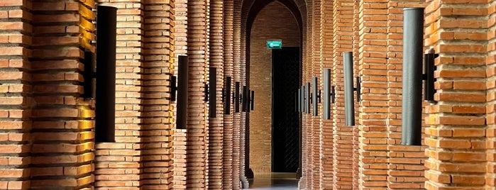 Mandarin Oriental, Marrakech is one of Marrakech & Essaouira & Tanger.