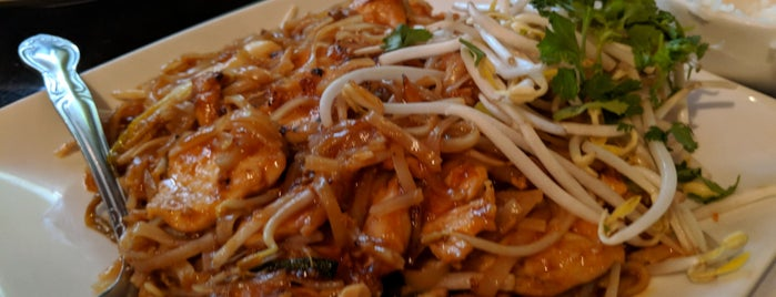 Thai Spice is one of สถานที่ที่บันทึกไว้ของ Eva.