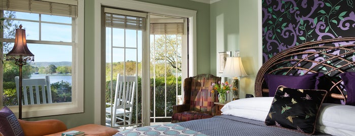 Lookout Point Lakeside Inn is one of Best Places to Check out in United States Pt 1.