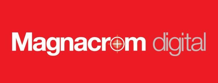 Magnacrom is one of Lugares favoritos de DNNY.