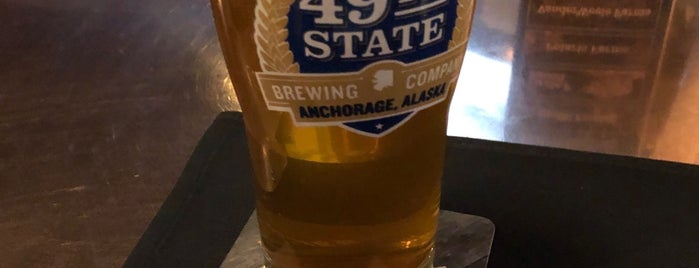 49th State Brewing is one of Anchorage To Do.