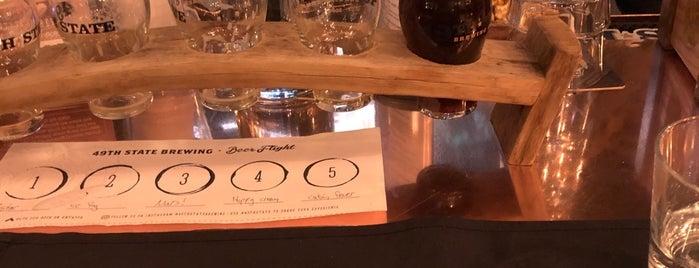 49th State Brewing is one of Posti salvati di Brent.