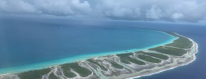 Rangiroa Airport (RGI) is one of Visited Airports around the world.