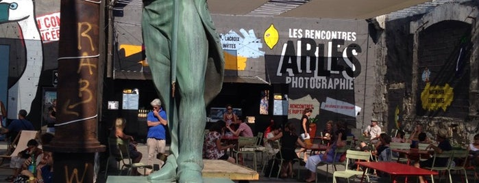 Rencontres Photographiques D'Arles is one of Provence adresses.