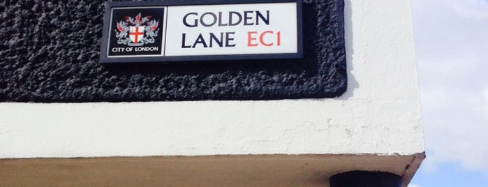 Golden Lane is one of 12..