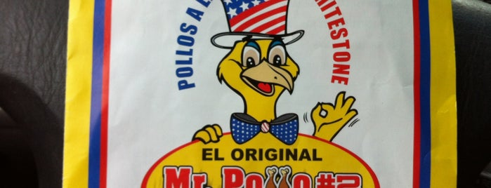 Mr. Pollo #2 is one of Queens, I love you.