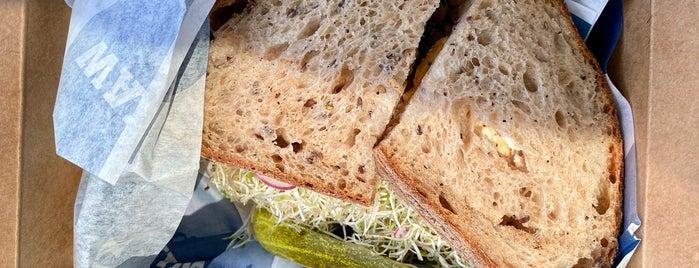 Wax Paper is one of Sandwich.