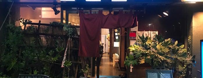 魚浜 学芸大店 is one of Tokyo To Do.