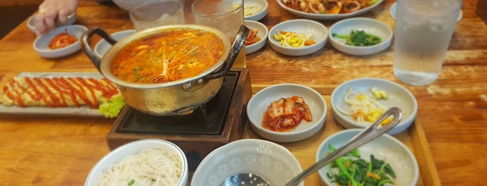 Oiso Korean Traditional Cuisine & Cafe is one of Petaling Jaya.