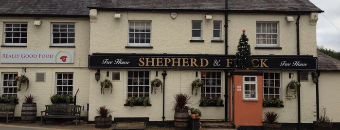 Shepherd & Flock is one of Tempat yang Disukai Carl.