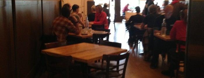 James John Cafe is one of Portlandia Pilgrimage.