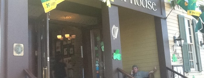 The Irish House is one of Foodie goodness.
