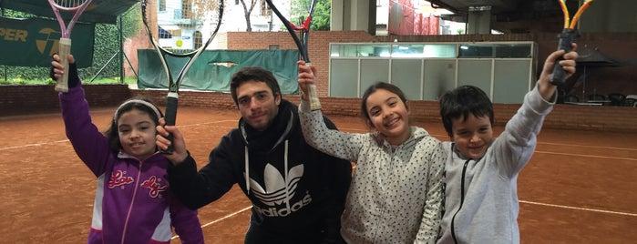 Doblas Tenis y Fútbol is one of Orte, die Lucas gefallen.