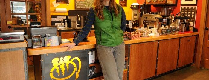 Sunrise CoffeeHouse is one of West Coast Coffee.