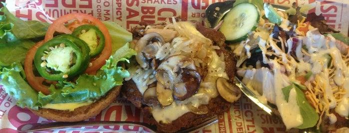 Smashburger is one of Gespeicherte Orte von Cedric.