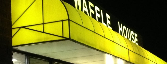 Waffle House is one of Florida.