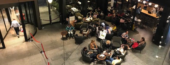 Starbucks is one of Lieux qui ont plu à Faruk.