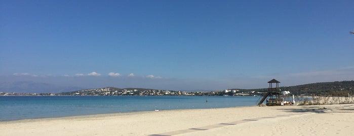Ilıca Plajı is one of สถานที่ที่ Faruk ถูกใจ.