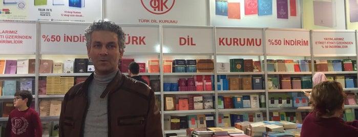 Tüyap Adana Uluslararası Fuar ve Kongre Merkezi is one of Orte, die Faruk gefallen.