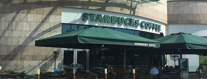 Starbucks is one of Locais curtidos por Faruk.