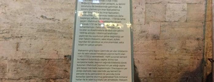 Taksim Cumhuriyet Sanat Galerisi is one of สถานที่ที่ Faruk ถูกใจ.