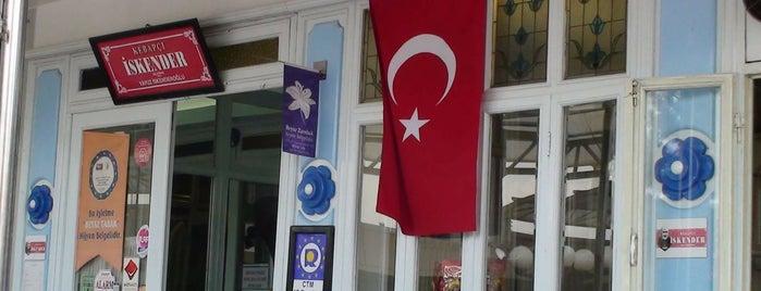 İskender is one of สถานที่ที่ Faruk ถูกใจ.