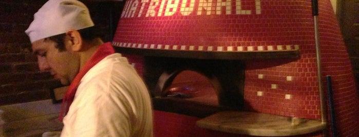 Via Tribunali is one of New York: Pizza.