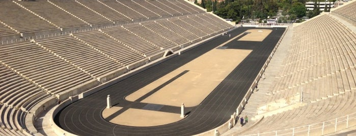 Panathenaic Stadium is one of Athen.