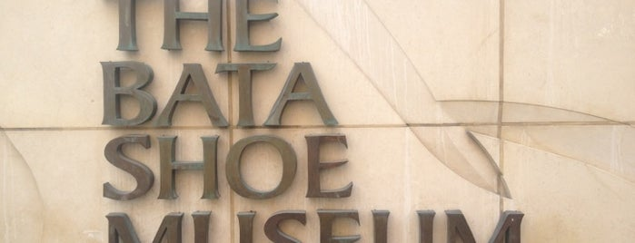 The Bata Shoe Museum is one of CAN Toronto Favourites.