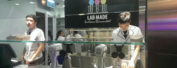 Lab Made is one of Hong Kong.