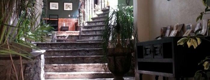 Casa Quetzal Hotel Boutique is one of México Lindo y Querido!.