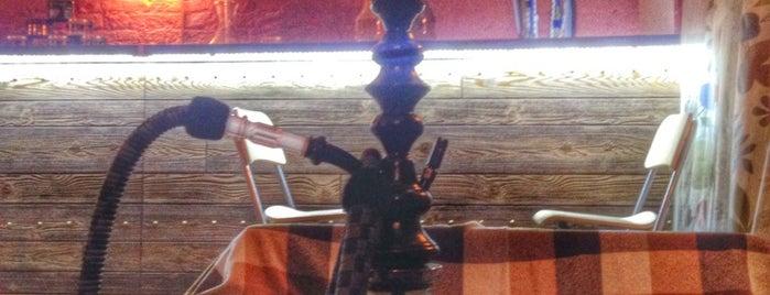 Crazy Shisha Lounge Bar is one of с кальяном.